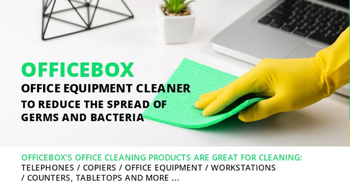 OfficeBox Online Stationery and PPE