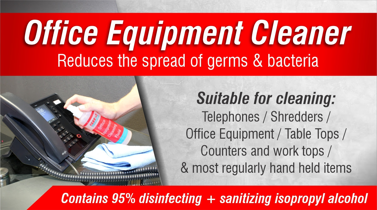 Parrot Office Cleaner Disinfecting Products