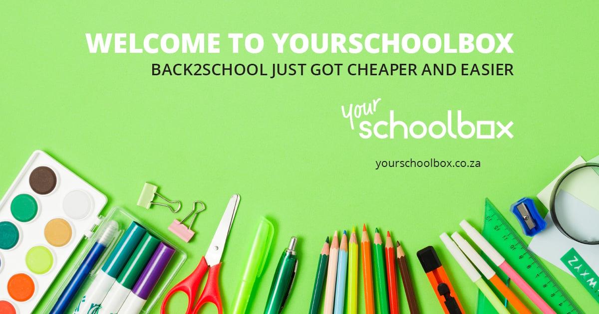 YourSchoolBox - Online School Stationery