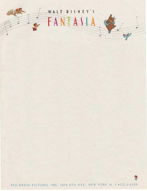 Fantasia-letterhead