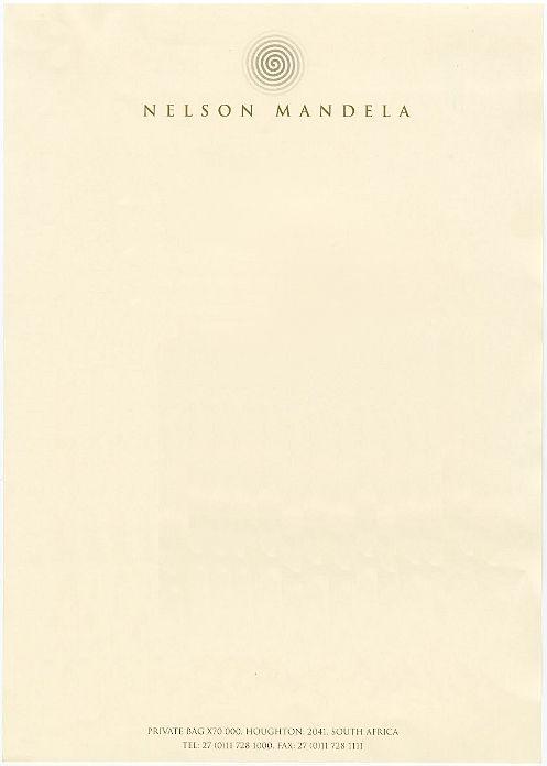 Nelson-Mandela-letterhead