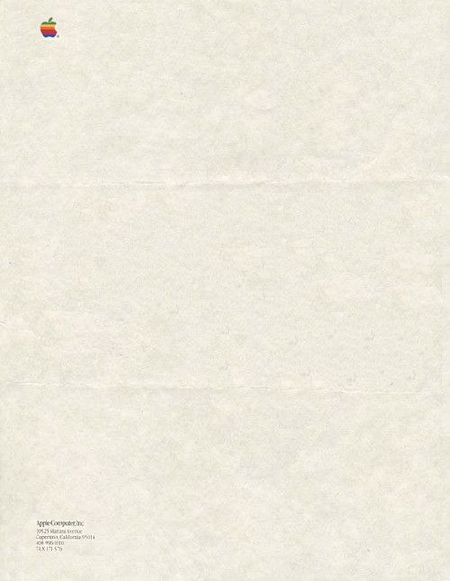 apple-letterhead